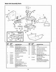 Motor Un U00eet Assembly Parts  Motor Unit Assembly Parts