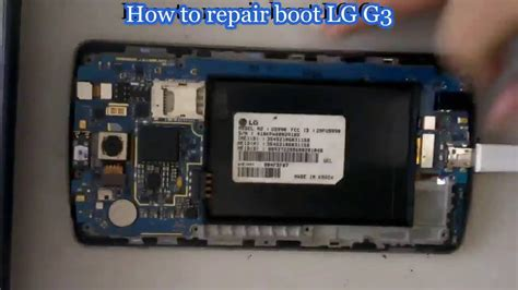repair boot lg  solution   kinds  brick