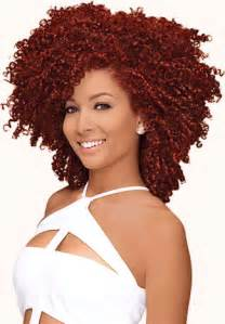 Vivid Red Hair Color Creme of Nature