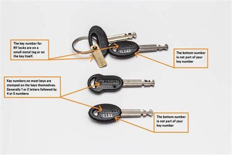 Ordering Key Safe Program Keys