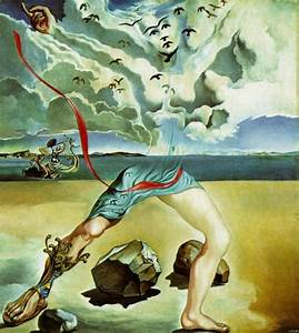 Dali, Salvador: Fine Arts, Before 1945   The Red List