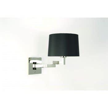 astro lighting momo polished chrome swing arm wall light only castlegate lights