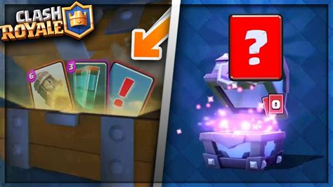 "New Cards Rarity?! Clash Royale Hidden ""red Cards"" Update"