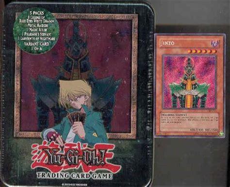 yu gi oh jinzo deck 2014 yu gi oh 2003 jinzo tin da card world