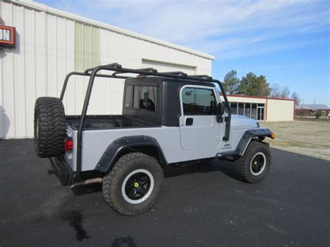 silver jeep 2 door sell used 2006 jeep wrangler unlimited sport utility 2