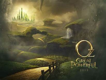 Powerful Oz Wallpapers Background Backgrounds 1301 1735