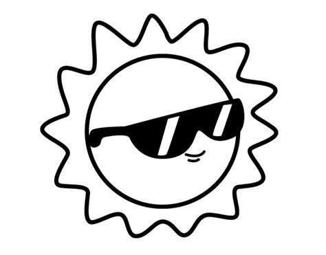El sol para dibujar Imagui