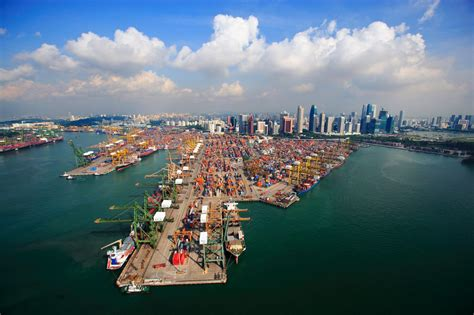 Singapore Port Eyes 34 Million Teu, But Shanghai Increases