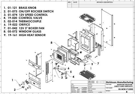 diagrams dickinson marine dickinson marine