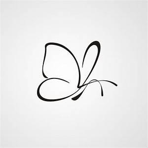Kleiner Schmetterling Tattoo : vlinder birds 3 vector ~ Frokenaadalensverden.com Haus und Dekorationen