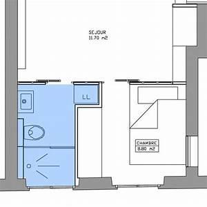 Plan Petite Salle De Bain : plans de salle de bain stunning castorama propose une ~ Melissatoandfro.com Idées de Décoration