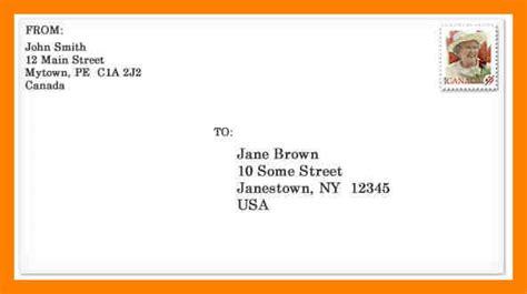 5 how to write address on envelope canada emt resume