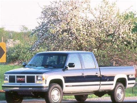 blue book used cars values 1995 gmc 3500 free book repair manuals 1993 gmc 3500 crew cab pricing ratings reviews kelley blue book