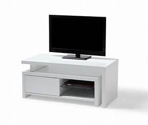 Meuble Tv Francisco Blanc