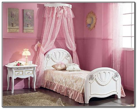 Girls Canopy Bedroom Sets Download Page