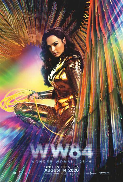 Wonder woman 1984 wall art. Wonder Woman 1984 Poster Gal Gadot DC 2020 Movie WW84 Art ...