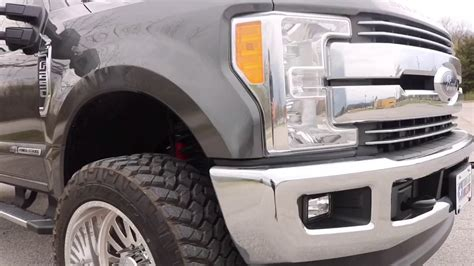 ford   american force  leveling kit lifted