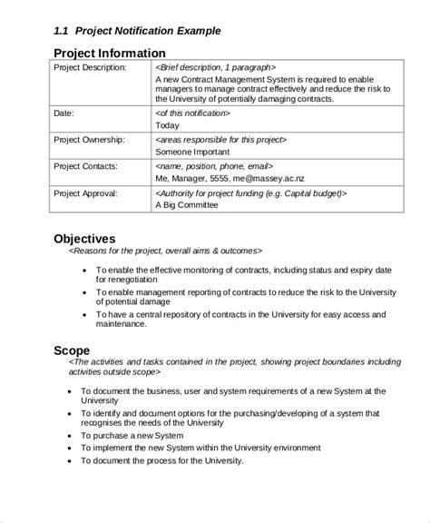 write  good project management report