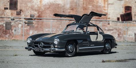This 300sl was the pride and joy of the one of the earliest members to join the gullwing group and is still an active member today. Bring a Trailer Auctions Its Own 1956 Mercedes-Benz 300SL Gullwing - Sold for $1,234,567