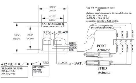 Bennett Trim Tab Rocker Switch Wiring Diagram Somurich