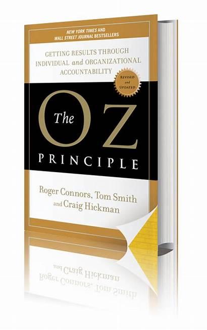 Oz Principle Accountability Leadership Partners Books