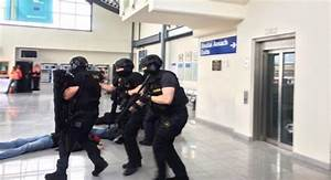 More terror simulations could take place in coming months ...
