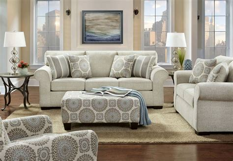 Living Rooms  Living Room Sets  Fabric Living Room Sets