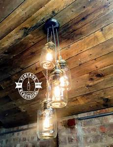25, Best, Rustic, Lighting, Ideas, From, Etsy, To, Buy, In, 2021