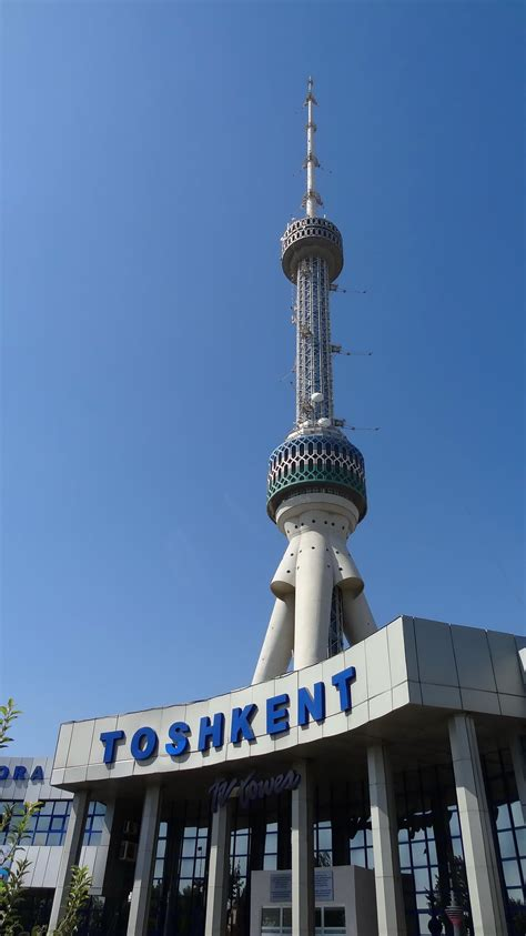 adorable pictures   tashkent tower  uzbekistan