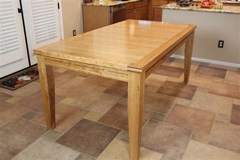 gaming dining table  wood whisperer