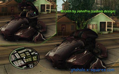 wraith halo gta mod mods theft grand final auto rss report andreas san