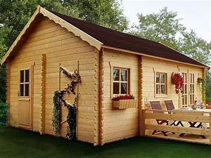 Vente Chalet Bois Habitable : chalet en bois habitable design joy studio design gallery best design ~ Melissatoandfro.com Idées de Décoration