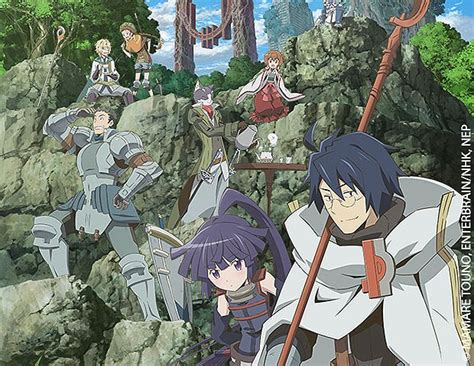 74 Best Images About Log Horizon On Pinterest