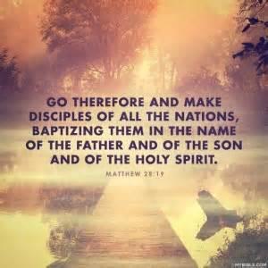 matthew    holy spirit