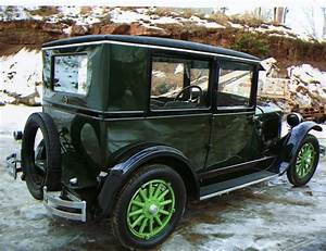 1926 ESSEX 2 DOOR SEDAN
