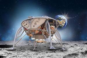 Five finalists will try to land a spacecraft on the Moon ...