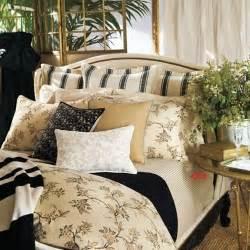 lauren ralph lauren bedding plage d or stripe queen flat