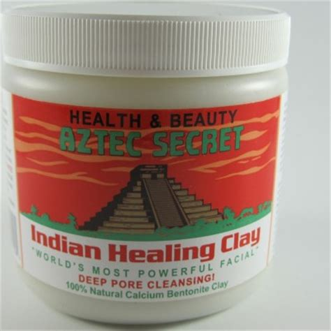 Aztec Secret Indian Healing Clay Face Mask