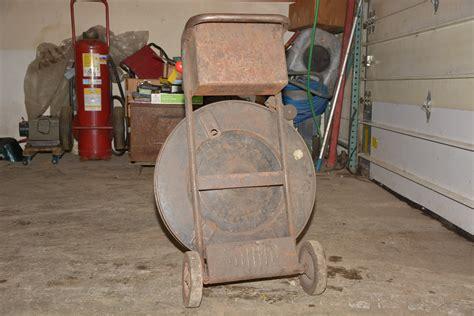 Signode Df-10b Banding Cart W/signode 3/4