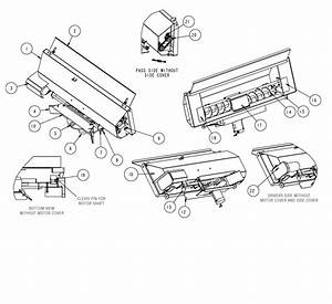 Parts And Diagrams  Replacement Tailgate Spreaders