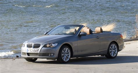 Bmw 335i Hardtop Convertible by Review Bmw 335i Convertible Finally A Convertible For