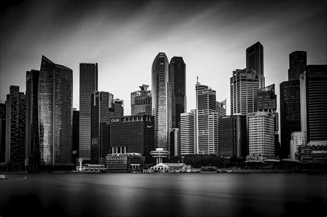 photography digital singapore skyline  thensure