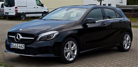 Marcedes Benz Urban : Mercedes-benz A 180 Urban (w 176, Facelift