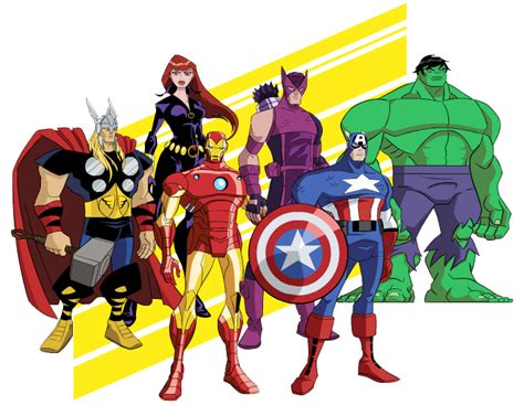 Avengers Cliparts