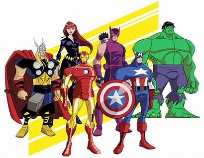 Clipart Avenger Avengers Superhero Cliparts