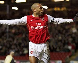 1. Thierry Henry is Arsenal's record goalscorer with 228 ...
