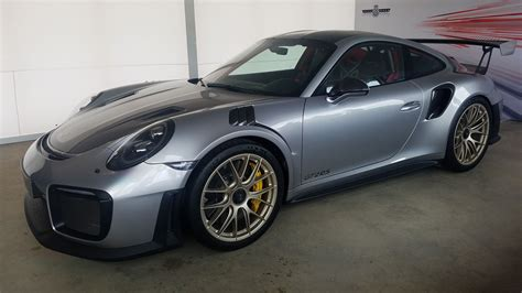 The Porsche 911 Gt2 Rs Will Be More 'civilized' With A