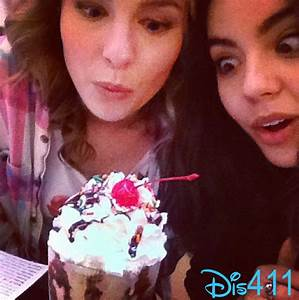 Jason Dolley And Bridgit Mendler Enjoying Shakes February ...