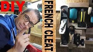 Werkzeugwand Selber Bauen : diy french cleat hobel und schleifklotz halter selber machen werkzeugwand selber bauen french ~ Watch28wear.com Haus und Dekorationen