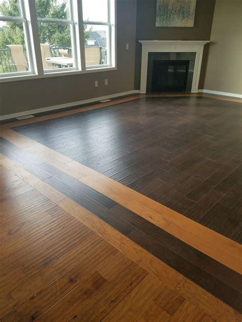 two tone wood floor 2 tone wood floors for the home pinterest woods flooring ideas and wood flooring